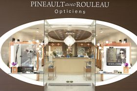 Pineault avec Rouleau opticiens